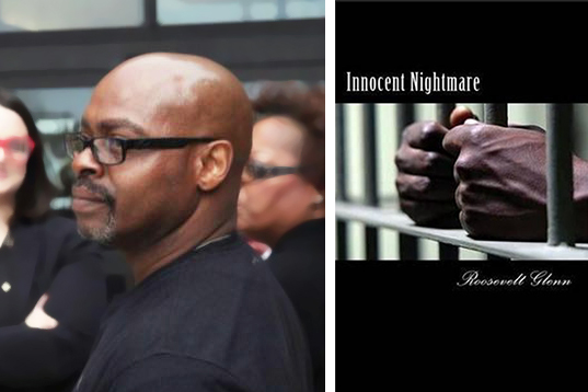 Roosevelt Glenn and his book, Innocent Nightmare